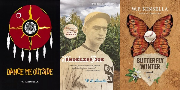"""w p kinsella biography Vancouver — wp kinsella, the bc-based author of """"shoeless joe,"""" the award-winning novel that became the film """"field of dreams,"""" has died."""